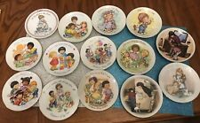 Avon Mother's Day Collectible Plates 1981-1994 Near Mint