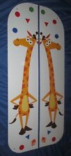 Geoffrey Toys R Us Exclusive Display/Sign Lot of 2 (Approx 4' x 1') Older Signs