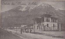 # MASSA D'ALBE: SALUTI DA   1932
