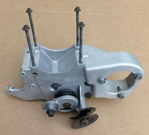 93 FORD F TRUCK 7.3 DIESEL Steering Pump AC Air Compressor Bracket F3TA19E708DC