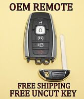 2017-2020 Lincoln Continental MKC MKZ Navigator Keyless Smart Prox Key Remote