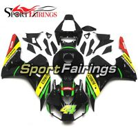Black Green Yellow ABS Injection Fairings For Honda CBR1000RR 2006 2007 Cowlings