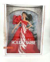 2019 Barbie Signature Holiday Doll - Brunette FXF03 by Mattel NEW