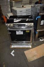 "Samsung Ne58F9710Ws 30"" Stainless Electric Range Nob #37904 Hrt"