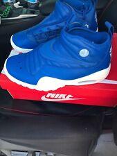 Nike Air Shake Ndestrukt 880869-401 Dennis Rodman Men's 85 Blue No Box Top