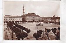 190121 ALESSANDRIA CITTÀ Cartolina FOTOGRAFICA viaggiata 1936 Edizione DIENA