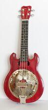Resonator Concert Ukulele By Stuart Wailing