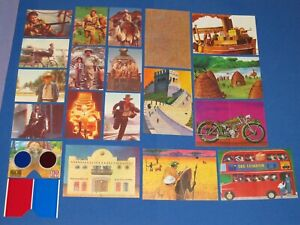 1992 Young Indiana Jones Chronicles MASTER Set BASE + ALL Inserts 114 CARD Set!