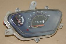 Used Dash Speedometer Assembly For a MCI Riviera 50cc Scooter