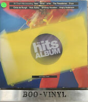Various – The Hits Album 2× Vinyl LP Comp Stereo 33rpm 1988 CBS – HITS 9 EX+