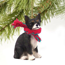 Conversation Concepts Chihuahua Miniature Dog Ornament - Black & White