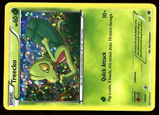 PROMO POKEMON MAC DO 2015 MCDONALD'S CARD HOLO N°  1/12 TREECKO .... (2)