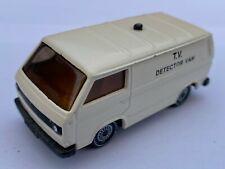 Siku VW Transporter 1331 TV Detector Van