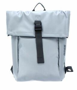 BREE Punch 93 Backpack M Rucksack Freizeitrucksack Tasche Chrome Grau Neu