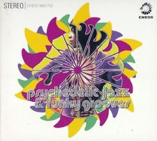Pyschedelic jazz & Funky Grooves OOP EURO CD NM 2005 Chess Phil Upchurch