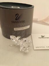 Swarovski Crystal The Rose in Original Box