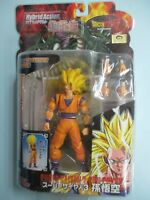 Bandai Dragonball Dragon ball Z DBZ Hybrid Action Figure Super Saiyan 3 Goku