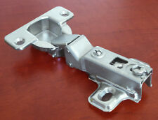 45° Face Frame Concealed Cabinet Hinges 115° open, 35mm Cup, 10mm deep Cup