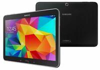 """Samsung Galaxy Tab 4 10.1"""" - SM-T537V 16GB Black Verizon - Wifi + 4G Android"""