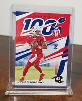 2019 KYLER MURRAY ARIZONA CARDINALS PANINI 100 YEARS NFL ROOKIE #3 RC