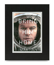Andy Weir Signed 10x8 Photo Display The Martian Autograph Memorabilia