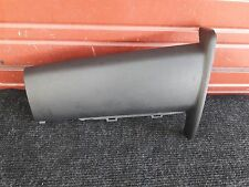 07 08 09 10 11 NISSAN VERSA SEDAN PASSENGER LOWER DASH PANEL BLACK OEM 100K