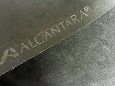 ORIGINAL Alcantara Stoff Pannel SCHWARZ 150cm Preis für 0,50mx1,50m Kein Imitat!