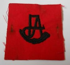 Rhodesia internal affairs vintage bush cap cloth patch