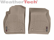 WeatherTech Floor Mats FloorLiner for Buick LaCrosse - 2014-2016 - 1st Row - Tan