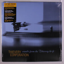 THIEVERY CORPORATION: Sounds From The Thievery Hi-fi LP Sealed (2 LPs, gatefold