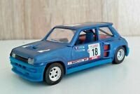 RENAULT 5 TURBO 1/43 SOLIDO Réf. N°1023