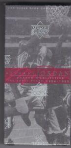 DL: 1998 Upper Deck Basketball Card Michael Jordan Career Collection Set (60)