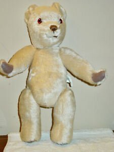 "Vintage  Merrythought Limited Edition Bear ""Sunshine""  15"" England"