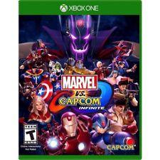 Marvel vs. Capcom: Infinite USED SEALED (Microsoft Xbox One, 2017)