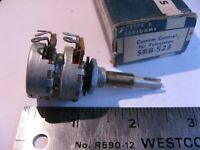Centralab SBB-523 Potentiometer Concentric - NOS BOX Qty 1