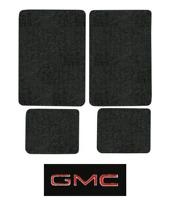 1992-1999 GMC K2500 Suburban Floor Mats - 4pc - Cutpile