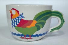 "Vintage FTD 1992 Chicken Soup Bouquet Hen Cup Mug Planter 3.5"" x 5.5"""