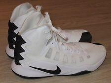 Nike Zoom Hyperdunk Mens Basketball Sneakers Shoes White Black 11
