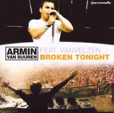Armin Van Buuren : Broken Tonight CD (2010) ***NEW***
