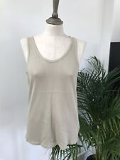 Majestic Paris Teabag Style Cotton Tank 1 BN