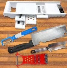 Celebrity Set of 5 Multipurpose Home Kitchen Tool Utensils Knife Chopper Cleaver
