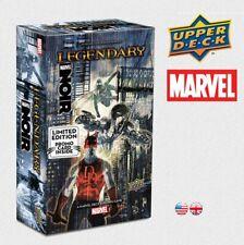 MARVEL - Noir - Legendary Deck Building Game Expansion - englische Sprache