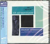 STANLEY TURRENTINE-UP AT MINTON'S (VOL.1)-JAPAN CD Ltd/Ed C41