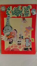UNDERGROUND COMIX Yahoo Pro Geiser's CLOWNS Comic First Printing 1972 Fair Copy