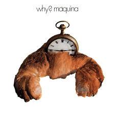 "Maquina:  ""Why?"" + Bonustracks (CD Reissue)"