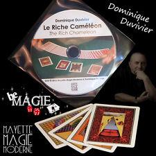 DUVIVIER - Riche Caméléon + DVD - Magie - Bicycle