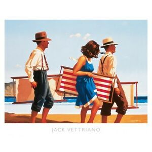 "Jack Vettriano ""Sweet Bird of Youth"" Quality Print"