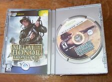 Medal of Honor: Frontline Platinum HIts Xbox Game