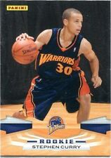 2009 - 2010 Panini Stephen Curry Golden State Warriors #307 Basketball Card