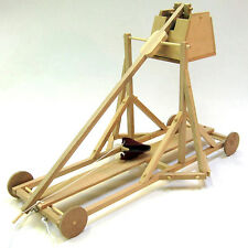 *NEW* Medieval Trebuchet Wooden Construction Craft Kit - Siege Engines